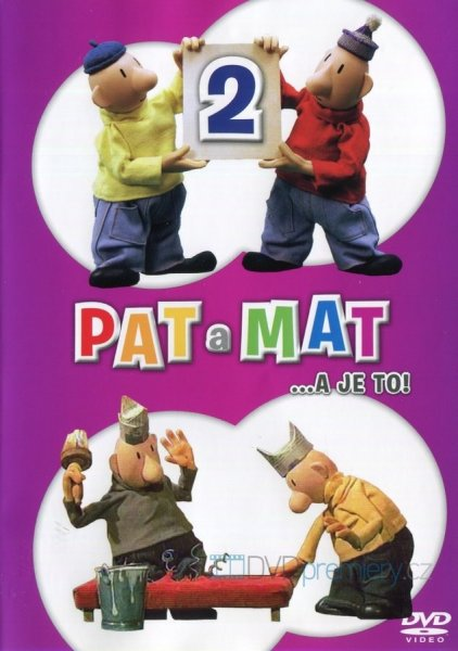 detail Pat a Mat 2 (a je to) - DVD