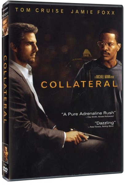 detail Collateral - DVD