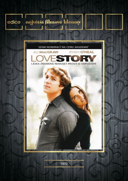 detail Love Story - DVD