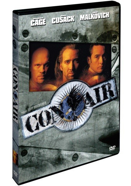 detail Con Air - DVD