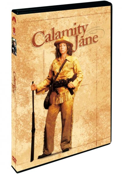 detail CALAMITY JANE - DVD