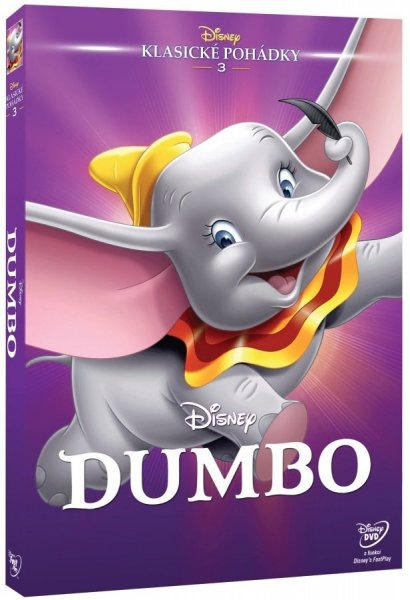 detail DUMBO - DVD