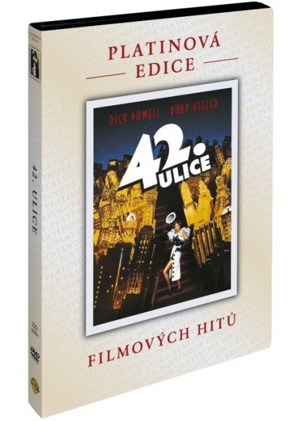 detail 42. ULICE - DVD