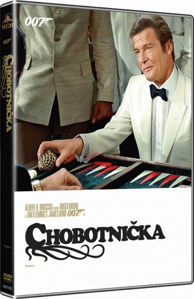 detail BOND - CHOBOTNIČKA - DVD