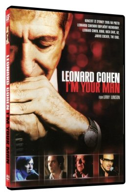 Leonard Cohen: I'm Your Man - DVD (slim)