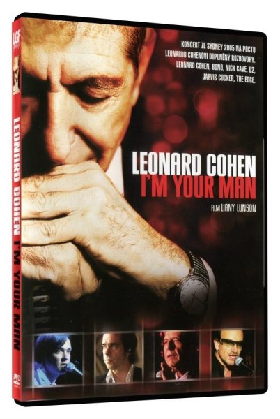 detail Leonard Cohen: I'm Your Man - DVD (slim)