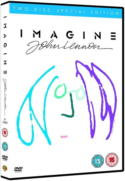 detail Imagine: John Lennon - DVD (2DVD)