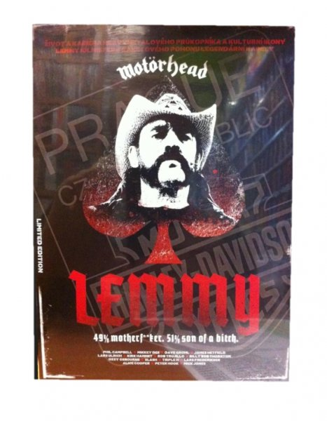 detail Lemmy - DVD