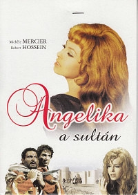 detail Angelika a sultán - DVD