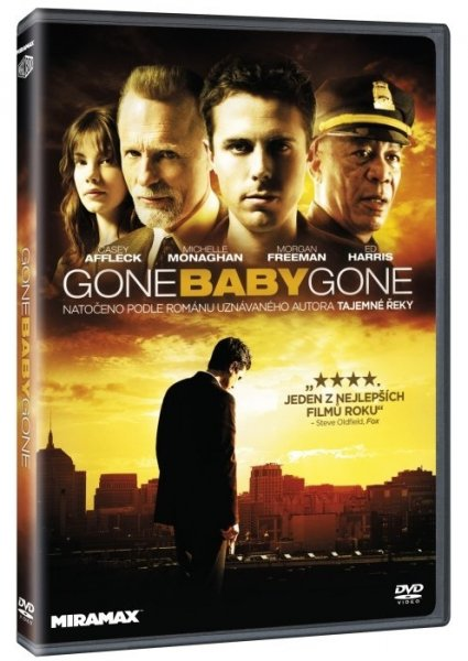detail Gone, Baby, Gone - DVD