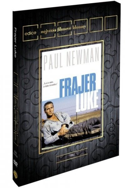detail Frajer Luke - DVD