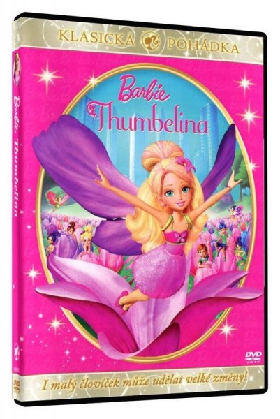 detail BARBIE - THUMBELINA - DVD