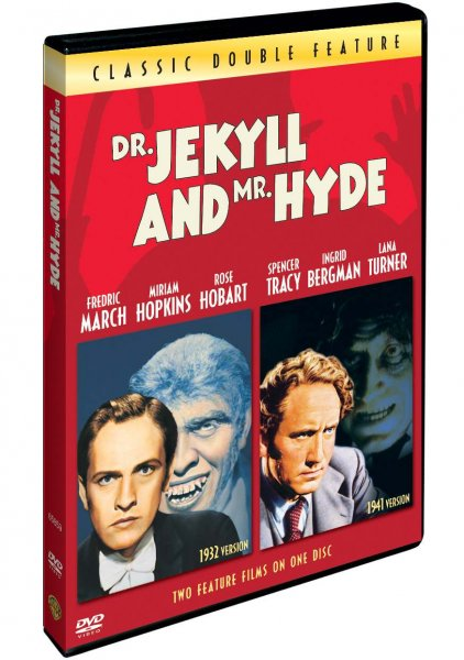 detail Dr. Jekyll a pan Hyde (1932 a 1941) - DVD