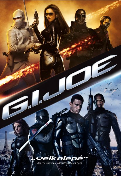 detail G.I. JOE - DVD