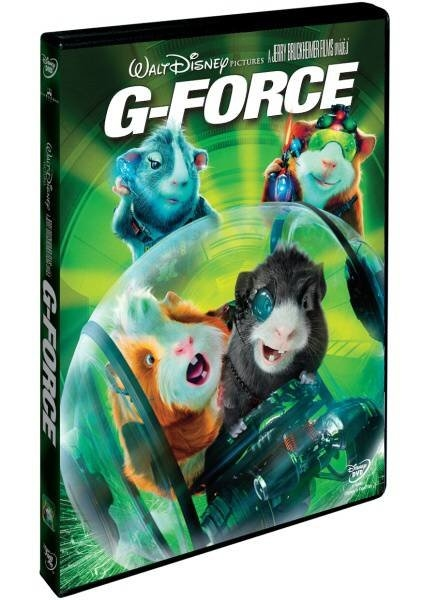 detail G-Force - DVD