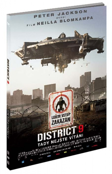 detail District 9 - DVD Digipack
