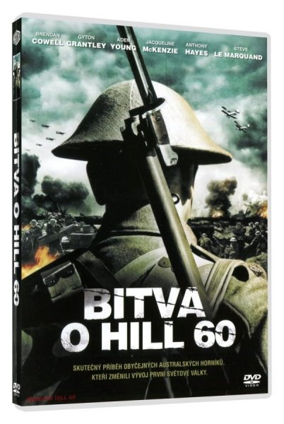 detail BITVA O HILL 60 - DVD