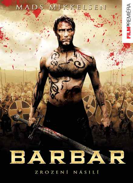 detail Barbar - DVD