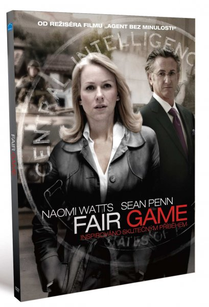detail FAIR GAME - DVD