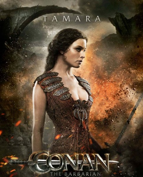 detail BARBAR CONAN (2011) - DVD