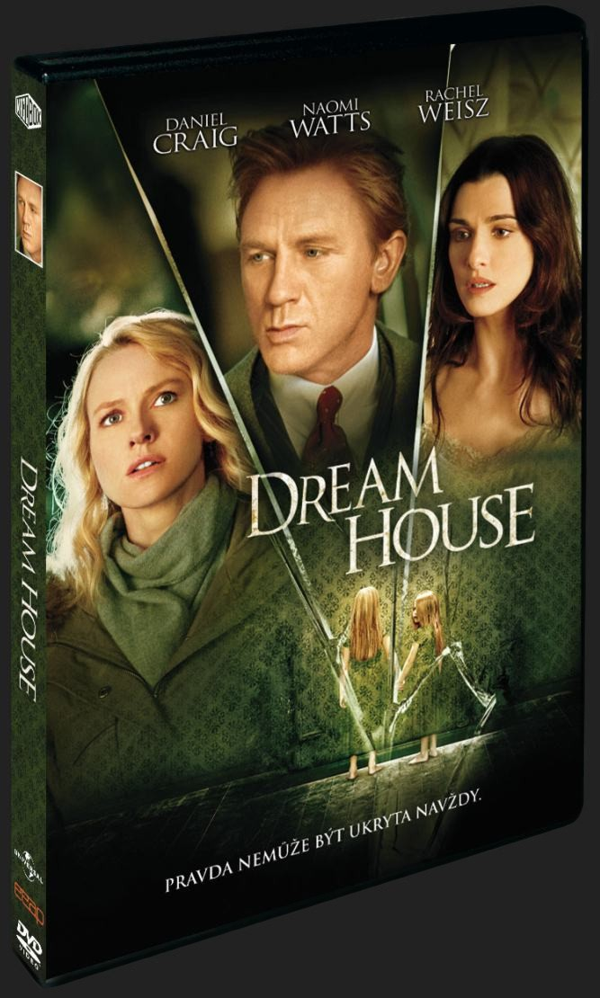 DREAM HOUSE - DVD