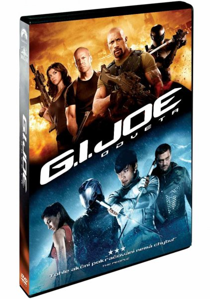 detail G.I. Joe 2: Odveta - DVD