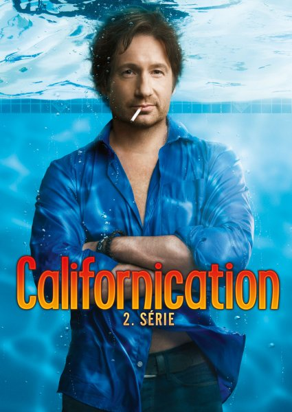 detail CALIFORNICATION - 2. SÉRIE - DVD