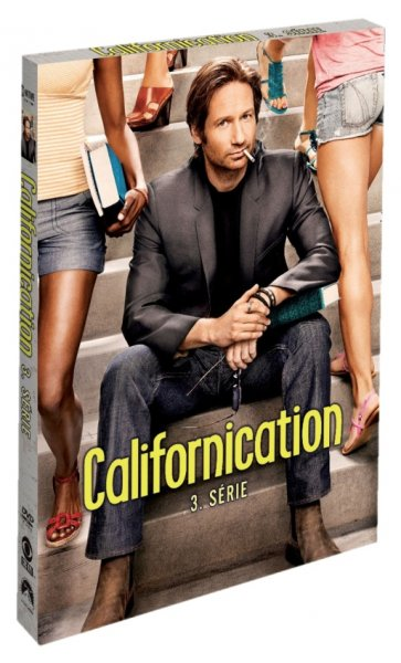 detail Californication - 3. série - DVD