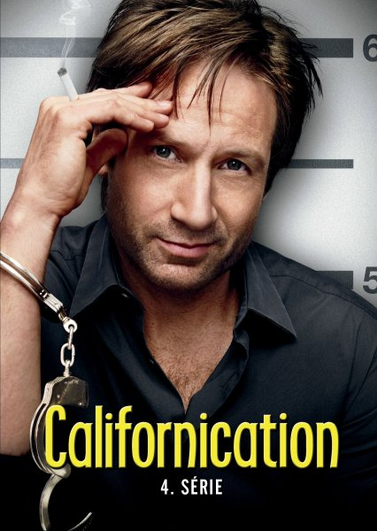 detail CALIFORNICATION - 4. SÉRIE - DVD