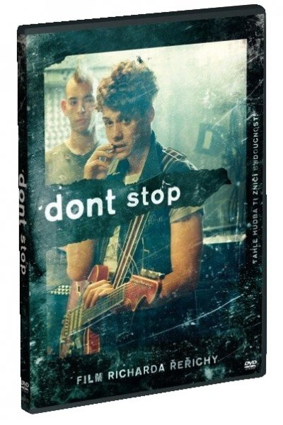 detail Dont Stop - DVD