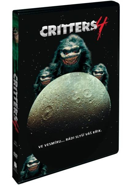 detail CRITTERS 4 - DVD