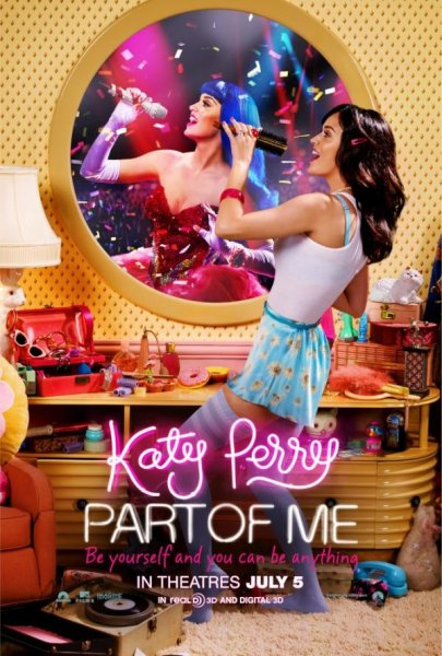 detail Katy Perry: Part of Me - DVD