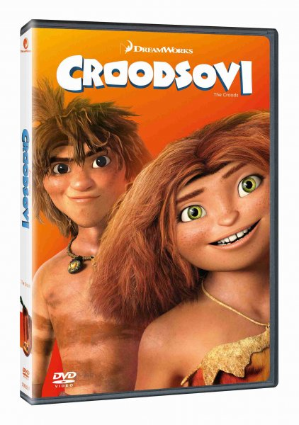 detail Croodsovi - DVD