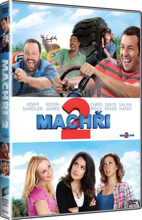 MACHŘI 2 - DVD