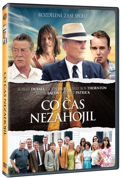 detail Co čas nezahojil - DVD