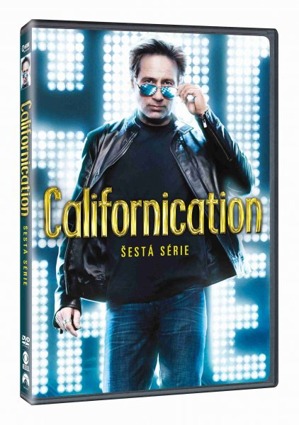 detail CALIFORNICATION - 6. SÉRIE - DVD