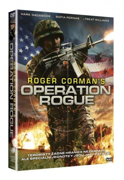 detail Operation Rogue - DVD