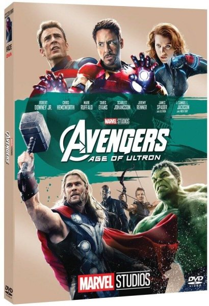 detail Avengers 2: Age of Ultron - DVD