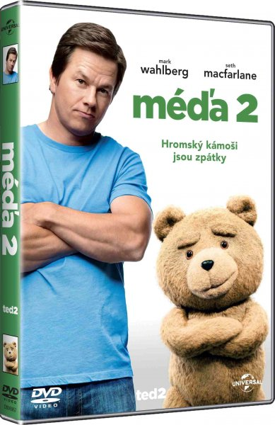 detail Méďa 2 (Ted 2) - DVD