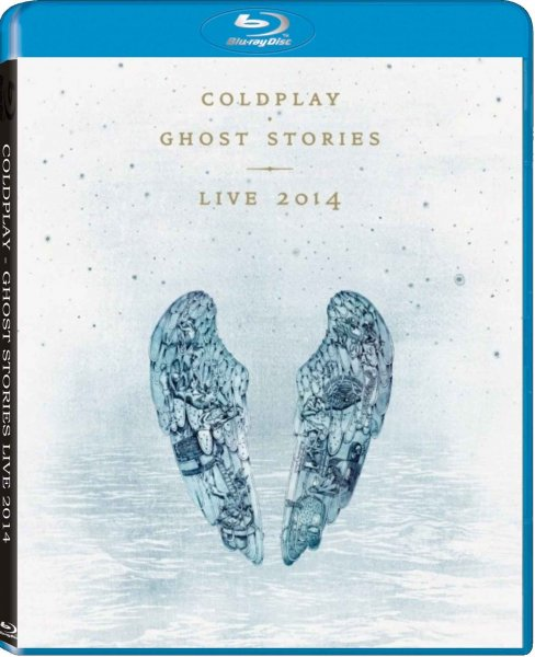 detail Coldplay - Ghost Stories Live 2014 - Blu-ray