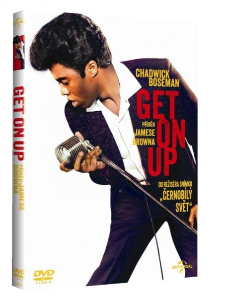 detail GET ON UP: PŘÍBĚH JAMESE BROWNA - DVD