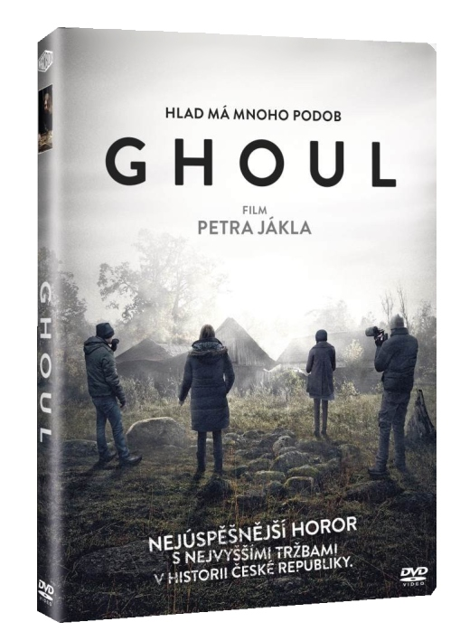 GHOUL - DVD