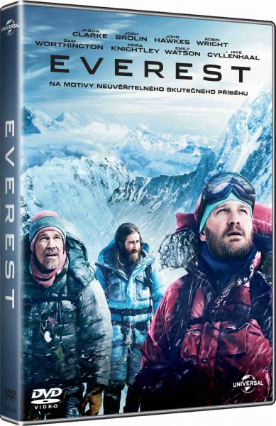 detail Everest - DVD