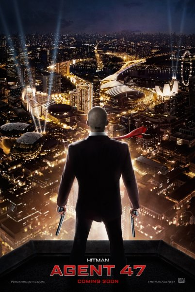detail HITMAN: AGENT 47 - DVD