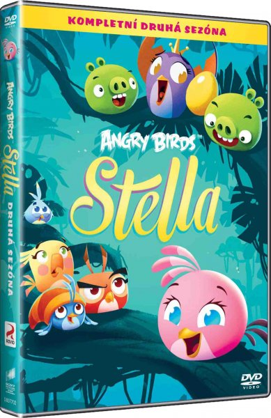 detail ANGRY BIRDS: STELLA - 2. SÉRIE - DVD