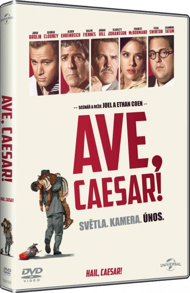 detail AVE, CAESAR! - DVD