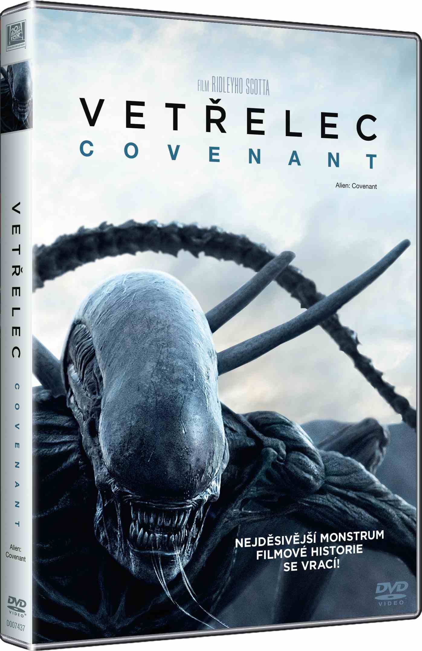 VETŘELEC: COVENANT - DVD