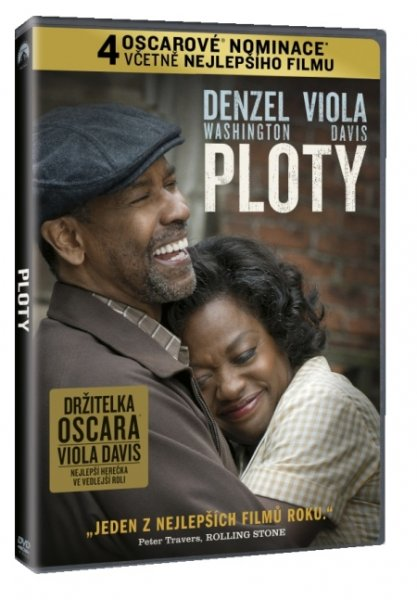 detail Ploty (Fences) - DVD