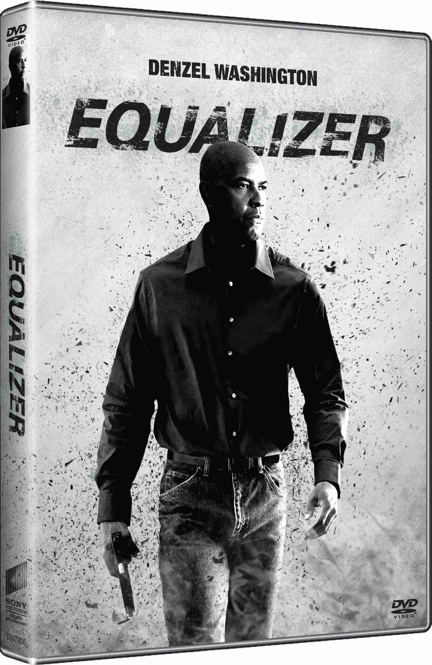 EQUALIZER (Big Face) - DVD