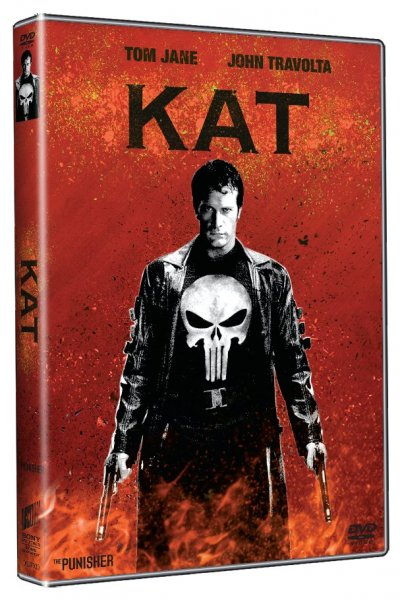 detail Kat (Big face) - DVD